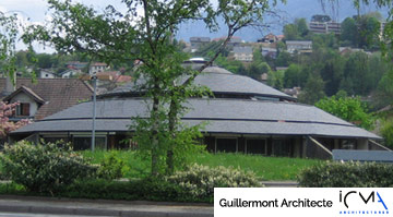 Agence icmArchitectures - Aix-les-Bains